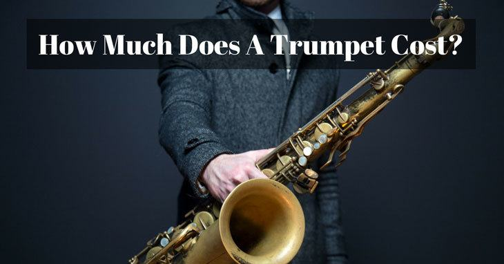 how much does a trumpet cost